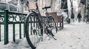 Olika skador beroende på vilken cykelmodell som används